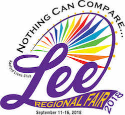 Nothing can compare to the Lee Regional Fair