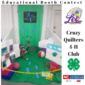 Lee Regional Fair Booth Contest