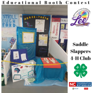 4-H Club flyer image