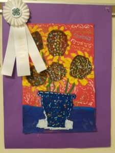 photo of 3rd place elementary winner
