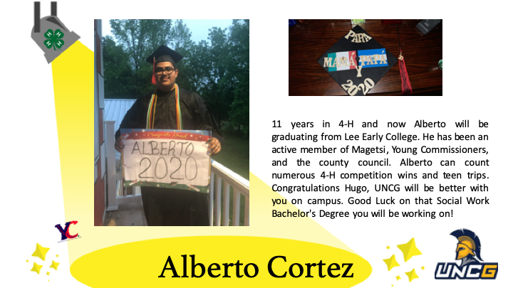 alberto graduation photo