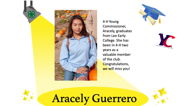 aracely graduation photo