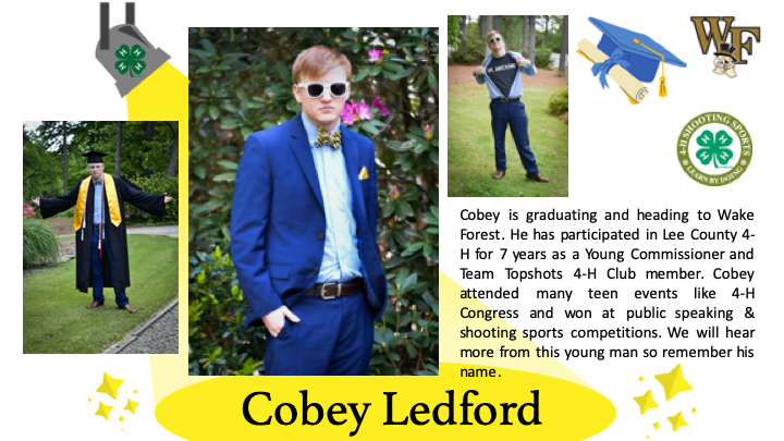 cobey graduation photo
