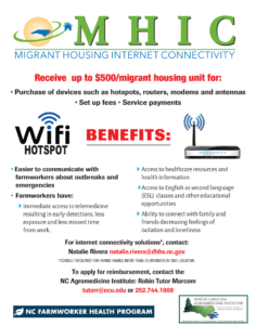 Cover photo for Migrant Housing Internet Connectivity Project