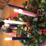 photo of 3rd sunday of advent wreath